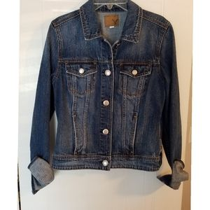 American Eagle denim jacket EUC